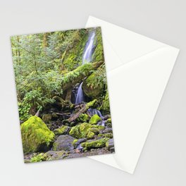 Lush Waterfall Stationery Cards
