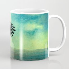 The Eagle has Almost Landed Coffee Mug