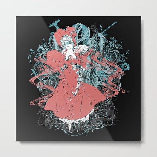 You Can Dance Metal Print