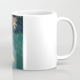 Buddha's awakening from deep meditation Coffee Mug