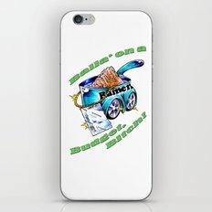 Balla' on a Budget, Bitch! iPhone & iPod Skin
