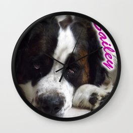 Bailey Wall Clock
