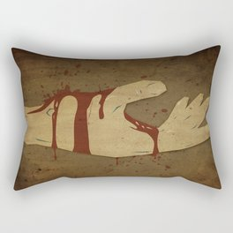 Isaiah 51:5 Rectangular Pillow