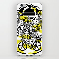 Velo6raptors iPhone & iPod Skin