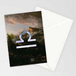 Fine Zodiac / Libra Stationery Cards