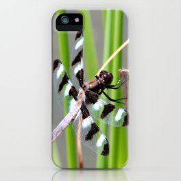 Dragon Fly 2 iPhone Case