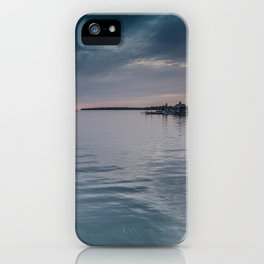 Cottage Life iPhone Case
