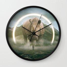 aegis | rhino Wall Clock