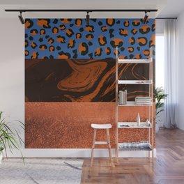 Urban Jungle - Pattern Mix Wall Mural