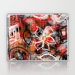 Going rouge Laptop & iPad Skin