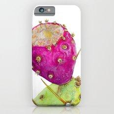 Prickly Pear Cactus Fruit iPhone 6s Slim Case