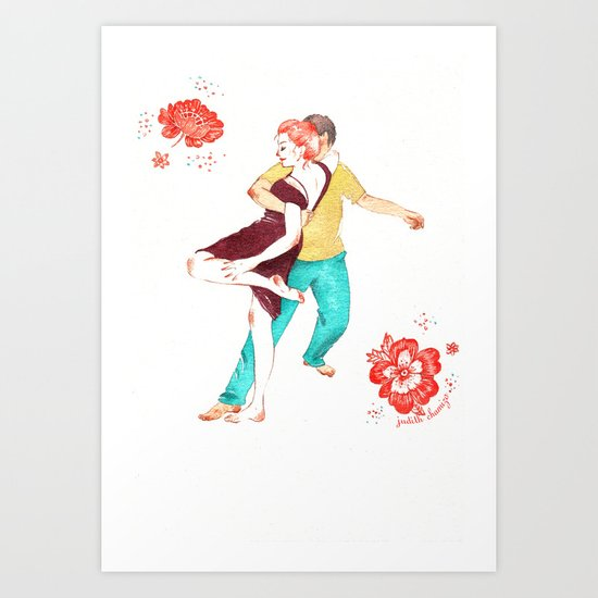 All I Do Is Dream Of You Art Print
