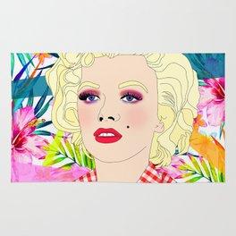 Pou-pou-pi-dou (Marilyn) Rug