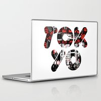 tokyo Laptop & iPad Skins featuring TOKYO by xDenisx