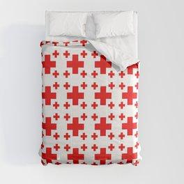 Jerusalem Cross 1 Comforters