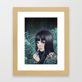 Bigaku Framed Art Print