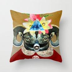 koc Throw Pillow