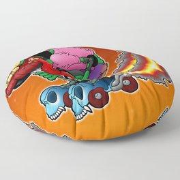 RollerFink Floor Pillow