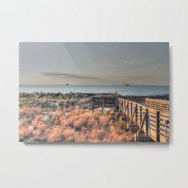 Destination Norfolk Metal Print