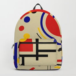 BAUHAUS ASTRONOMY Backpack