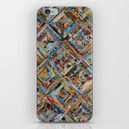 Texas Kaleidoscope iPhone Skin