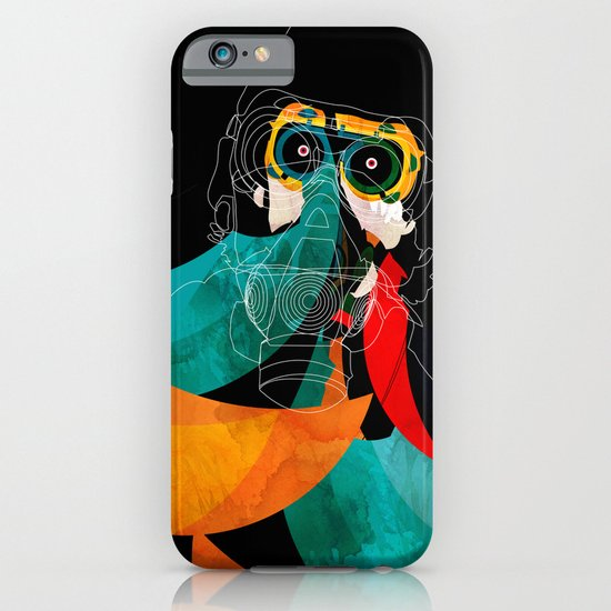 Mask iPhone & iPod Case