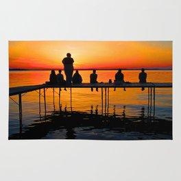 Sconnie Sunset Rug