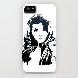 Looking into you iPhone Case