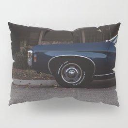 vintage blues Pillow Sham