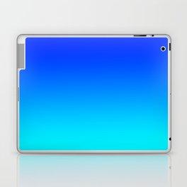 Blue Fade Laptop & iPad Skin