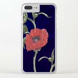 Flesh will be forgotten. Clear iPhone Case