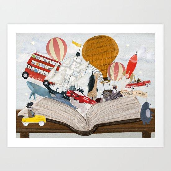 the big magic adventure book by bribuckley