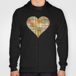 Multicolored patchwork mosaic pattern Hoody