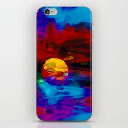 Strange Moon iPhone Skin