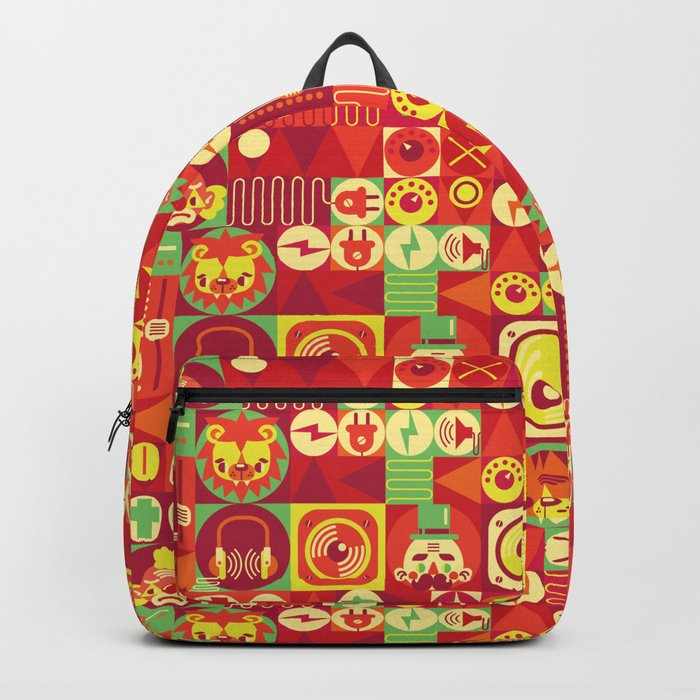 Electro Circus Backpack