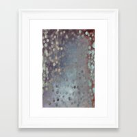 random Framed Art Prints featuring Random by Olivia Joy StClaire