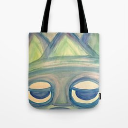 Sick on Vacation. Tote Bag