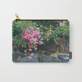 wall of roses Carry-All Pouch