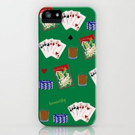 Game Over iPhone Case