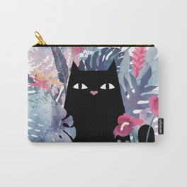 Popoki (Pastel) Carry-All Pouch