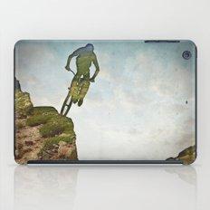 Biking Off Road iPad Case