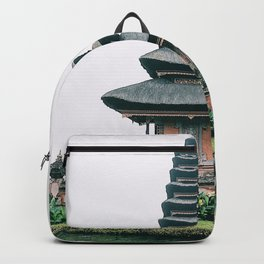Bali Ulun Danu Temple Backpack