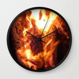 Fury Wall Clock