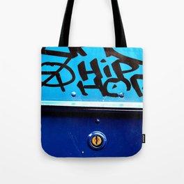 Hip Hop, Peace, Life Tote Bag