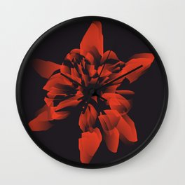 Rose by Jiguil Wall Clock