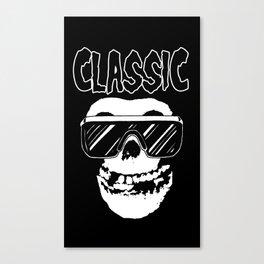 charlie classic shirt Canvas Print