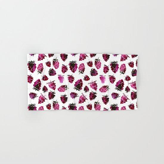Blackberries Hand & Bath Towel