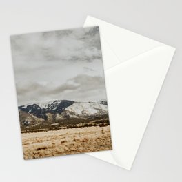 Great Sand Dunes National Park - Mountains II Stationery Cards