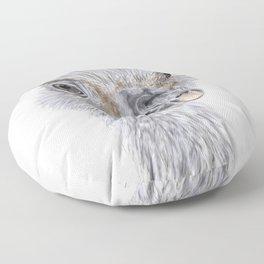 Face to face Floor Pillow