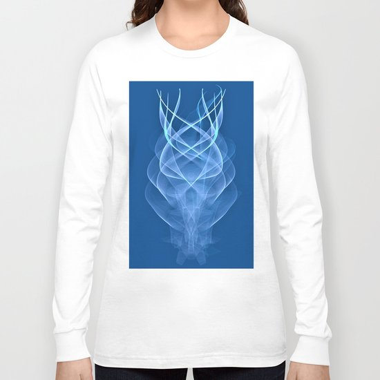 Concentrating Long Sleeve T-shirt